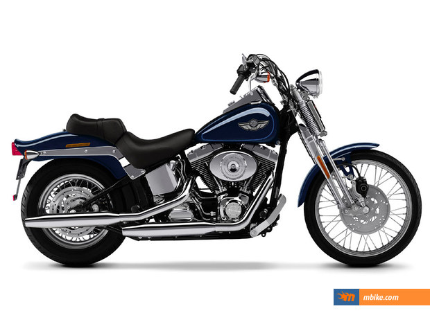2002 Harley-Davidson FXSTS Springer Softail