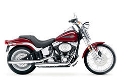 Photo of a 2006 Harley-Davidson FXSTS Springer Softail