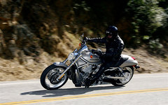 Photo of a 2008 Harley-Davidson VRSCAW V-Rod