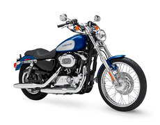 Photo of a 2010 Harley-Davidson XL1200C Sportster