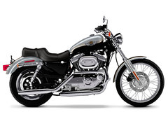 Photo of a 2005 Harley-Davidson XL1200C Sportster Custom
