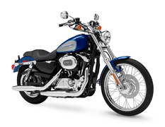 Photo of a 2010 Harley-Davidson XL1200C Sportster Custom