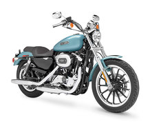 Photo of a 2007 Harley-Davidson XL1200L Sportster Low