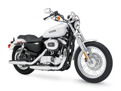 Photo of a 2008 Harley-Davidson XL1200L Sportster Low