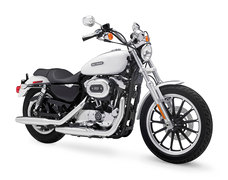 Photo of a 2009 Harley-Davidson XL1200L Sportster Low