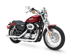 Photo of a 2010 Harley-Davidson XL1200L Sportster Low
