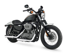 Photo of a 2007 Harley-Davidson XL1200N Sportster Nightster