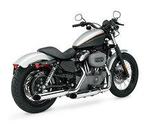 2007 Harley-Davidson XL1200N Sportster Nightster