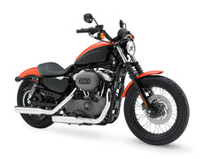 Photo of a 2008 Harley-Davidson XL1200N Sportster Nightster
