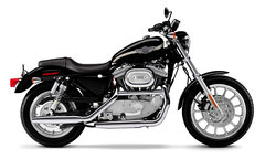 Photo of a 2001 Harley-Davidson XL1200S Sportster Sport