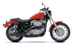 Photo of a 2002 Harley-Davidson XL1200S Sportster Sport
