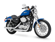 Photo of a 2008 Harley-Davidson XL883 Sportster