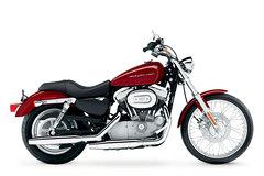 2007 Harley-Davidson XL883C Sportster Custom