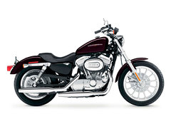 Photo of a 2006 Harley-Davidson XL883L Sportster Low