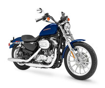 Photo of a 2007 Harley-Davidson XL883L Sportster Low