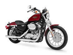 Photo of a 2009 Harley-Davidson XL883L Sportster Low
