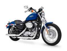 Photo of a 2010 Harley-Davidson XL883L Sportster Low