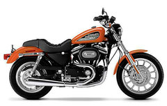 Photo of a 2004 Harley-Davidson XL883R Sportster