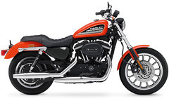 2008 Harley-Davidson XL883R Sportster