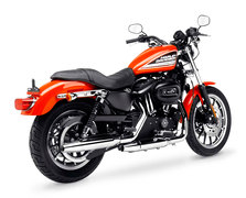 Photo of a 2009 Harley-Davidson XL883R Sportster