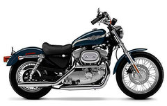 Photo of a 1999 Harley-Davidson XLH 883 Sportster
