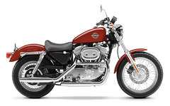 Photo of a 2001 Harley-Davidson XLH 883 Sportster