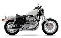 Photo of a 2002 Harley-Davidson XLH 883 Sportster