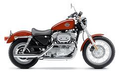 2002 Harley-Davidson XLH 883 Sportster