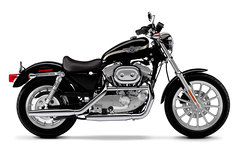 Photo of a 2003 Harley-Davidson XLH 883 Sportster