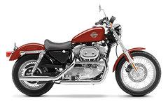 2006 Harley-Davidson XLH 883 Sportster