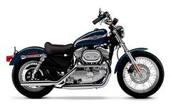 2002 Harley-Davidson XLH883 Sportster Hugger