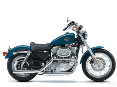 Photo of a 2002 Harley-Davidson XLH883 Sportster Hugger