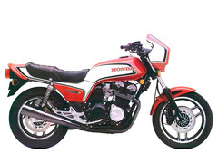 Photo of a 1984 Honda CB 1100 F