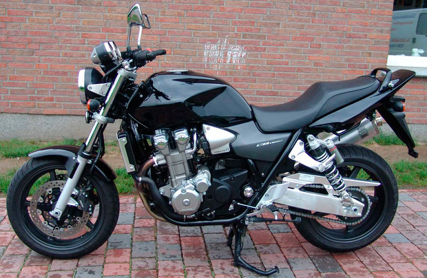 2008 Honda CB 1300 Picture - Mbike.com