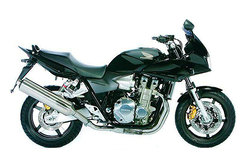 Photo of a 2007 Honda CB 1300 S