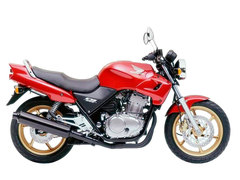Photo of a 2001 Honda CB 500