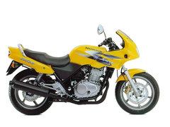Photo of a 2000 Honda CB 500 S