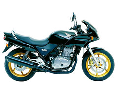 Photo of a 2002 Honda CB 500 S