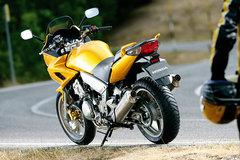 Photo of a 2009 Honda CBF 1000
