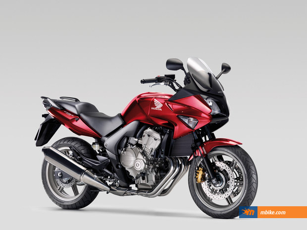 2009 Honda CBF 600 S