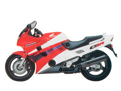 Photo of a 2000 Honda CBR 1000 F