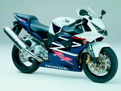 Photo of a 2002 Honda CBR 1000 RR
