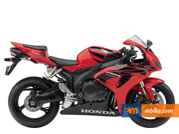 Honda CBR 1000 RR 2007 Motorcycle Photos and Specs