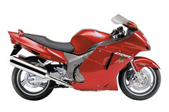 Photo of a 2000 Honda CBR 1100 XX