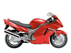 Photo of a 2002 Honda CBR 1100 XX