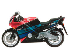 Photo of a 1991 Honda CBR 600 F