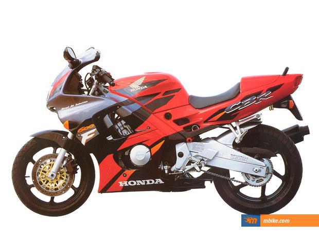1995 Honda CBR 600 F