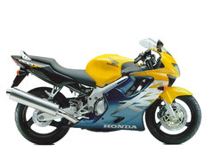 Photo of a 1999 Honda CBR 600 F