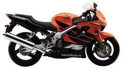 Photo of a 2000 Honda CBR 600 F