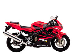Photo of a 2001 Honda CBR 600 F